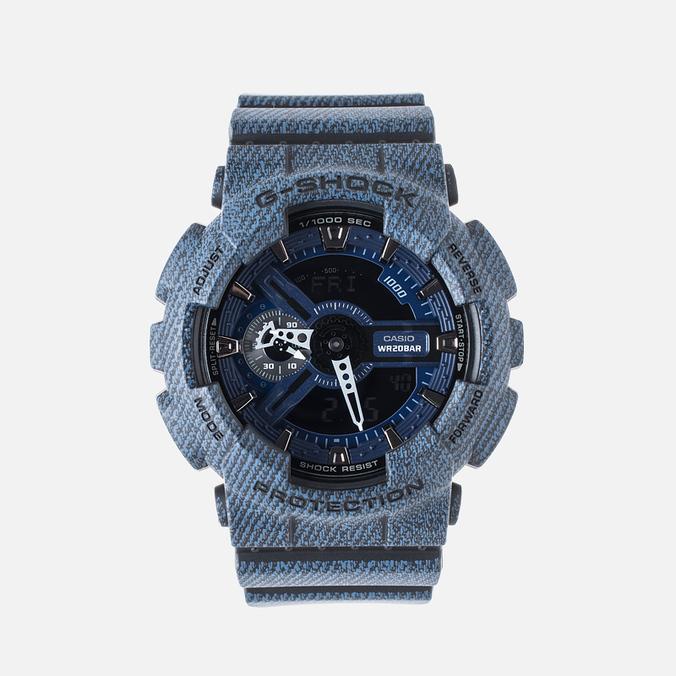 Наручные часы Casio G-SHOCK GA-110DC-1AER Denim Series Navy