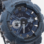 Наручные часы Casio G-SHOCK GA-110DC-1AER Denim Series Navy фото- 2