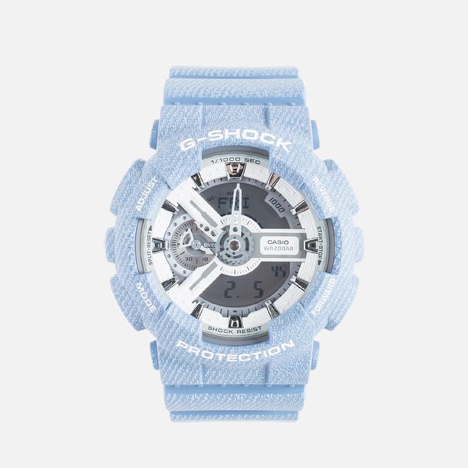 Наручные часы CASIO G-SHOCK GA-110DC-2A7ER Denim Series Blue