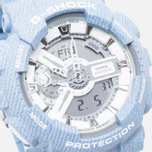Наручные часы CASIO G-SHOCK GA-110DC-2A7ER Denim Series Blue фото- 2