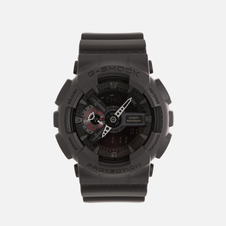 Наручные часы CASIO G-SHOCK GA-110MB-1A Black/Amber