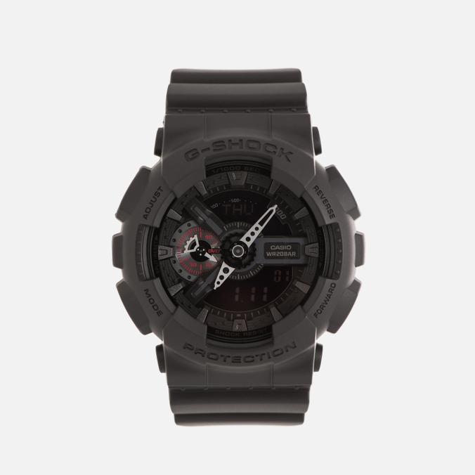 Наручные часы CASIO G-SHOCK GA-110MB-1A Black/Amber