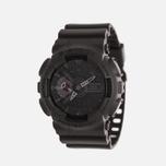 Наручные часы CASIO G-SHOCK GA-110MB-1A Black/Amber фото- 1