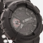 Наручные часы CASIO G-SHOCK GA-110MB-1A Black/Amber фото- 2