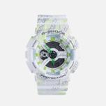Мужские наручные часы CASIO G-SHOCK GA-110TX-7A White фото- 0