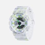 Мужские наручные часы CASIO G-SHOCK GA-110TX-7A White фото- 1