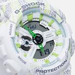 Мужские наручные часы CASIO G-SHOCK GA-110TX-7A White фото- 2