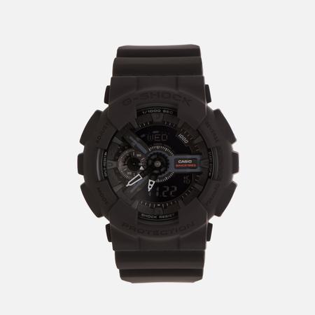 Мужские наручные часы CASIO G-SHOCK GA-135A-1A Big Bang Black