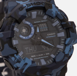 Наручные часы CASIO G-SHOCK GA-700CM-2A Camouflage Series Blue фото- 2
