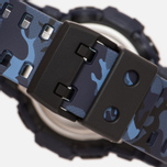 Наручные часы CASIO G-SHOCK GA-700CM-2A Camouflage Series Blue фото- 3