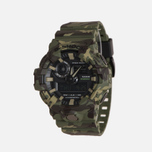 Наручные часы CASIO G-SHOCK GA-700CM-3A Camouflage Series Green фото- 1