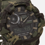 Наручные часы CASIO G-SHOCK GA-700CM-3A Camouflage Series Green фото- 2