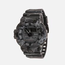 Наручные часы CASIO G-SHOCK GA-700CM-8A Camouflage Series Grey фото- 1
