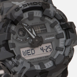Наручные часы CASIO G-SHOCK GA-700CM-8A Camouflage Series Grey фото- 2