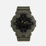 Мужские наручные часы CASIO G-SHOCK GA-700UC-3A Utility Color Collection Green фото- 0