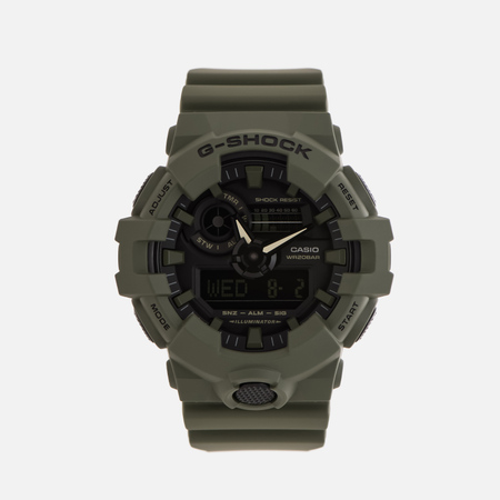 Мужские наручные часы CASIO G-SHOCK GA-700UC-3A Utility Color Collection Green