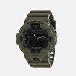 Мужские наручные часы CASIO G-SHOCK GA-700UC-3A Utility Color Collection Green фото- 1