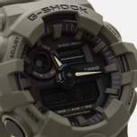 Мужские наручные часы CASIO G-SHOCK GA-700UC-3A Utility Color Collection Green фото- 2