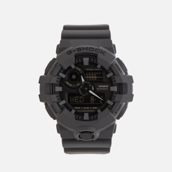 Наручные часы CASIO G-SHOCK GA-700UC-8A Utility Color Collection Black