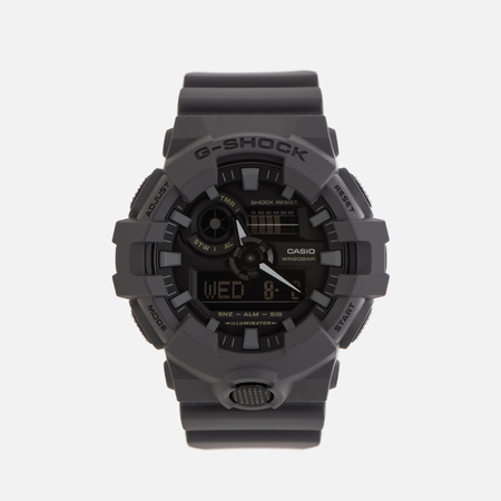 Мужские наручные часы CASIO G-SHOCK GA-700UC-8A Utility Color Collection Black