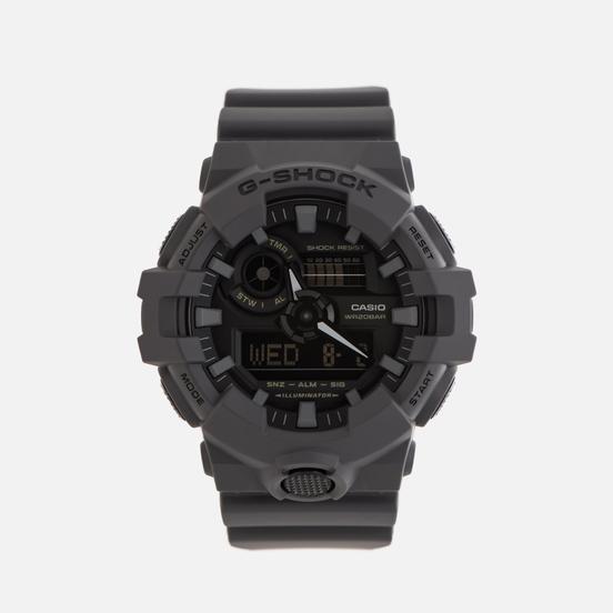 Наручные часы CASIO G-SHOCK GA-700UC-8A Utility Color Collection Black