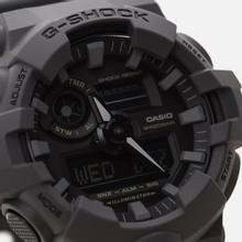 Наручные часы CASIO G-SHOCK GA-700UC-8A Utility Color Collection Black фото- 2