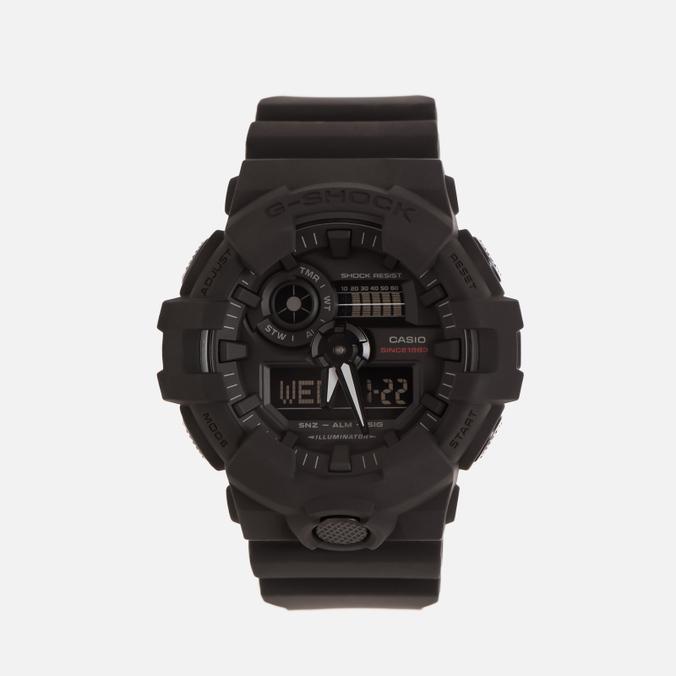 Мужские часы Casio GA-300-1A Женские часы Guess W0562L3