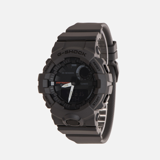 Наручные часы CASIO G-SHOCK GBA-800-8A G-SQUAD Series Grey
