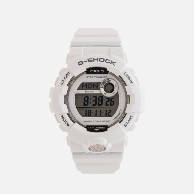 Наручные часы CASIO G-SHOCK GBD-800-7ER White