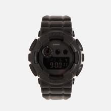 Наручные часы CASIO G-SHOCK GD-120BT-1E Black Leather Texture Series Black фото- 0