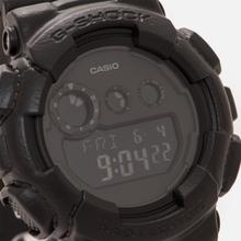Наручные часы CASIO G-SHOCK GD-120BT-1E Black Leather Texture Series Black фото- 2