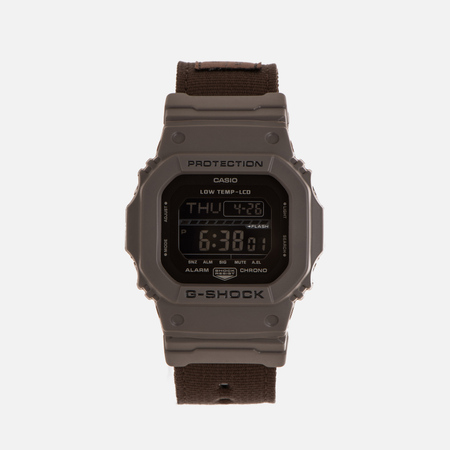 Мужские наручные часы CASIO G-SHOCK GLS-5600CL-5E G-LIDE Series Earth Brown