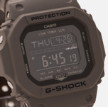 Наручные часы CASIO G-SHOCK GLS-5600CL-5E G-LIDE Series Earth Brown фото- 2