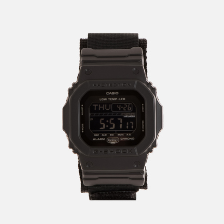 Мужские наручные часы CASIO G-SHOCK GLS-5600WCL-1E G-LIDE Series All Black