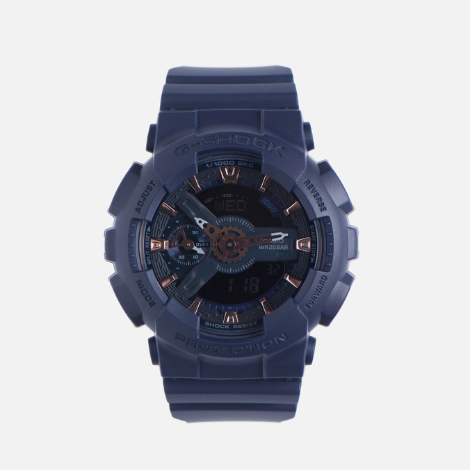 Наручные часы CASIO G-SHOCK GMA-S110CM-2A Matte Navy