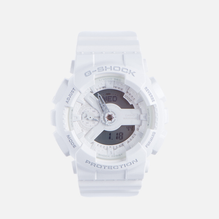 Наручные часы CASIO G-SHOCK GMA-S110CM-7A1 White
