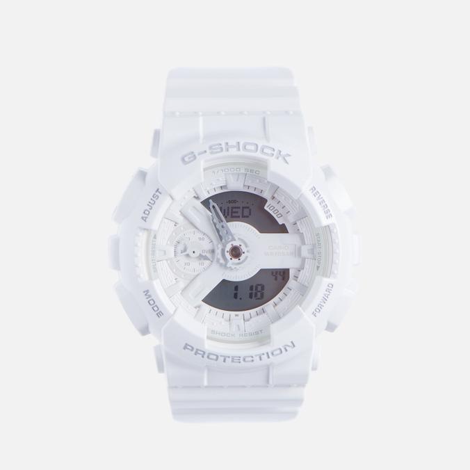 Наручные часы CASIO G-SHOCK GMA-S110CM-7A1 White