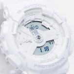 Наручные часы CASIO G-SHOCK GMA-S110CM-7A1 White фото- 2