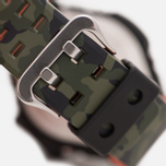Мужские наручные часы CASIO G-SHOCK Master GA-1100SC-3A Gravitymaster Series Olive Green фото- 3