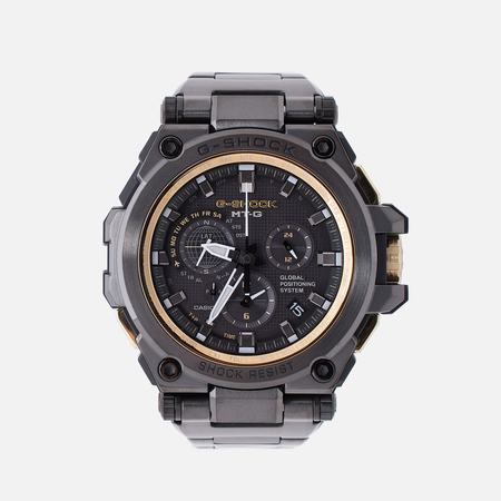 Casio G-SHOCK MTG-G1000GB-1A Men's Watch Black/Gold