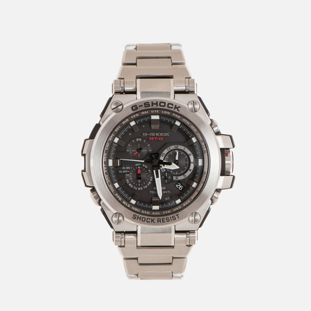 Мужские наручные часы CASIO G-SHOCK MTG-S1000D-1A MT-G Series Silver