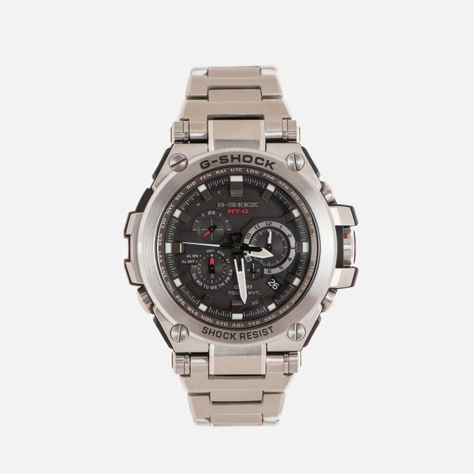 Наручные часы CASIO G-SHOCK MTG-S1000D-1A MT-G Series Silver