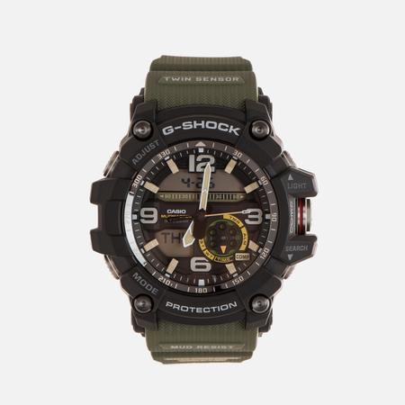 Мужские наручные часы CASIO G-SHOCK Mudmaster GG-1000-1A3 Army Green