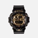 Мужские наручные часы CASIO G-SHOCK GA-710GB-1AER Black/Gold фото- 0