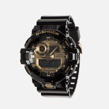 Наручные часы CASIO G-SHOCK GA-710GB-1AER Black/Gold фото- 1