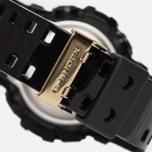 Мужские наручные часы CASIO G-SHOCK GA-710GB-1AER Black/Gold фото- 3