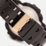 Мужские наручные часы CASIO G-SHOCK No Comply GA-710GB-1AER Black/Gold фото- 3