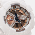 Мужские наручные часы CASIO G-SHOCK x DJ Dash Berlin GA-110DB-7A White/Rose Gold фото- 2