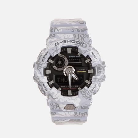 Мужские наручные часы CASIO G-SHOCK x Jahan Loh GA-700CG-7A White Tiger