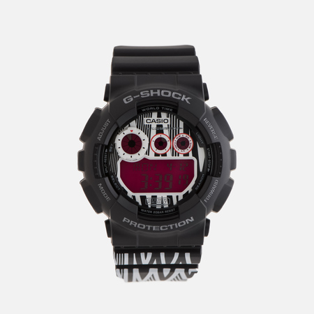 Мужские наручные часы CASIO G-SHOCK x Marok GD-120LM-1A Black/Pink